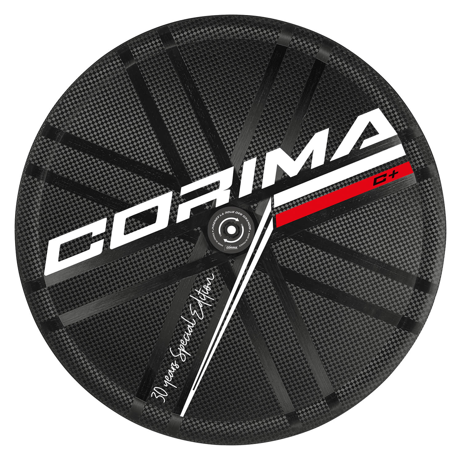 Rear CORIMA Disc C+ WS TT